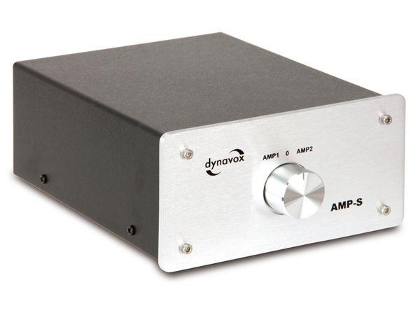 Verstärker- und Boxen-Umschalter DYNAVOX AMP-S - Produktbild 1