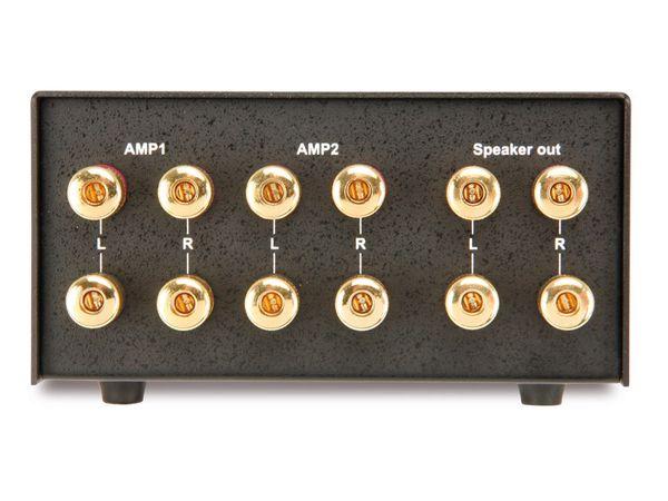Verstärker- und Boxen-Umschalter DYNAVOX AMP-S - Produktbild 2