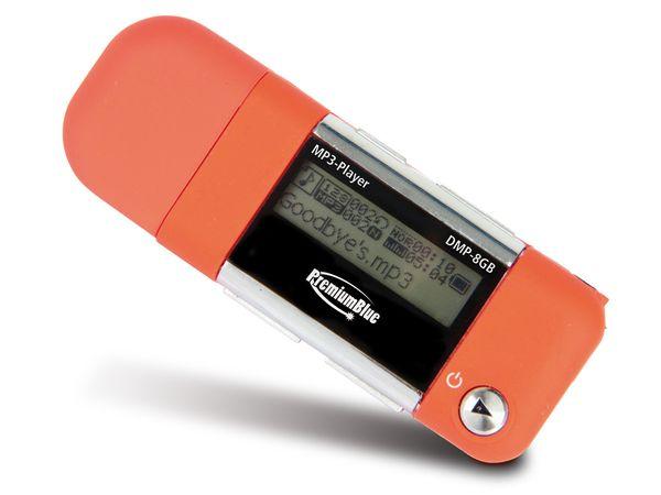 MP3-Player PremiumBlue DMP-8GB, 8 GB - Produktbild 1