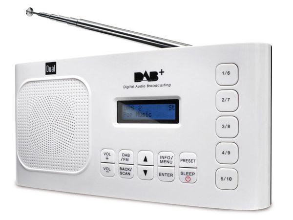 DAB+/UKW Radio DUAL DAB3 - Produktbild 1