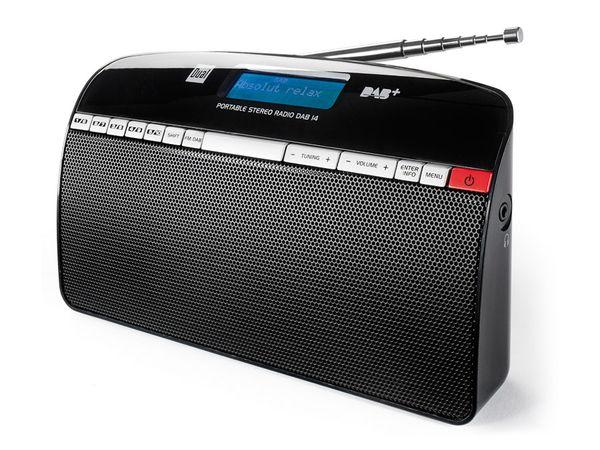 DAB+/UKW Radio DUAL DAB 14