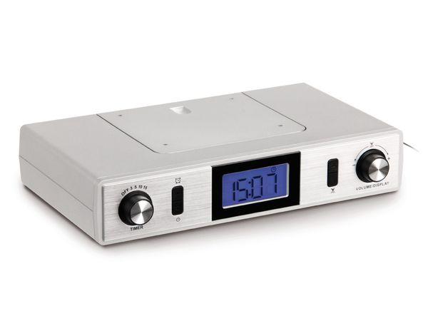 Küchenradio, silber - Produktbild 1