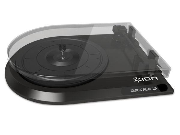 USB-Plattenspieler ION QUICKPLAY LP - Produktbild 1