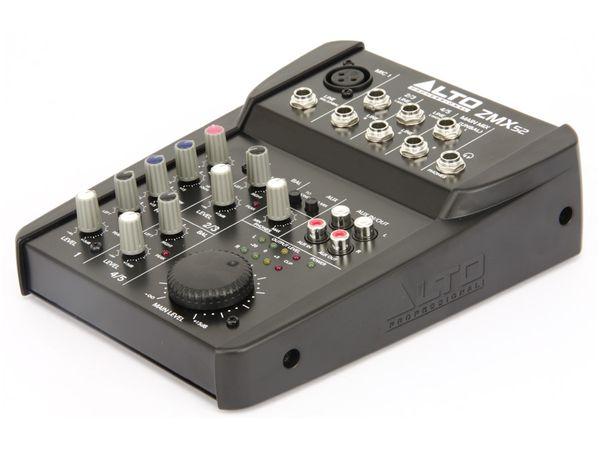 Mischpult ALTO ZMX52 - Produktbild 1