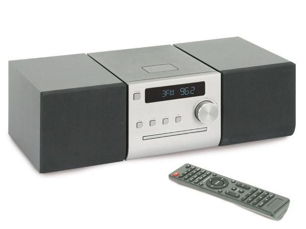 Stereoanlage MCD224, schwarz - Produktbild 1