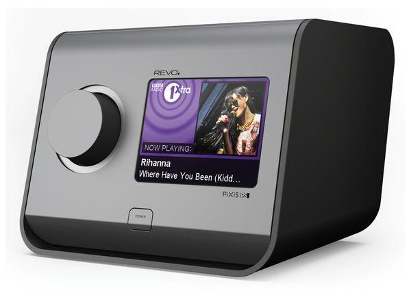 Internetradio REVO PIXIS RS, DAB/DAB+/FM - Produktbild 1