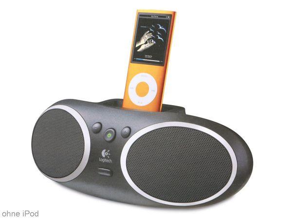 MP3 Aktivlautsprecher LOGITECH S135i