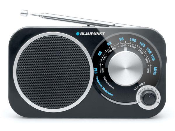 Portables Analog-Radio BLAUPUNKT BA-208, schwarz