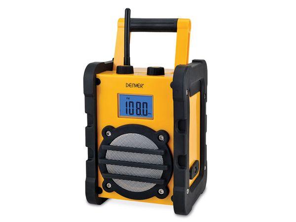 Baustellenradio DENVER WR-40