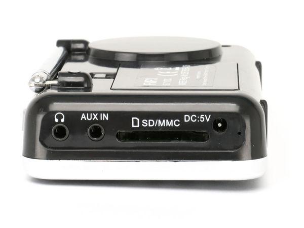 MP3-Radio mit eingebautem Akku DYNAVOX FMP3 - Produktbild 3
