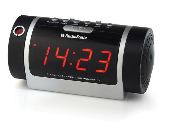 Uhrenradio CL-1485, UKW/MW