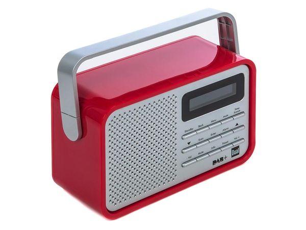 DAB+/UKW Radio DUAL DAB16 - Produktbild 1