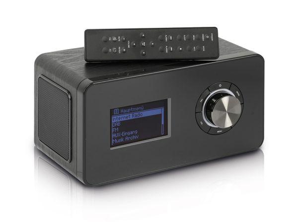 Internet-Soundstation IWR241, schwarz - Produktbild 1