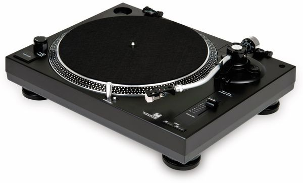 Schallplattenspieler DUAL DTJ 301.1, USB - Produktbild 6