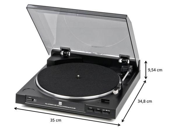 Schallplattenspieler DUAL DT 210, USB - Produktbild 3