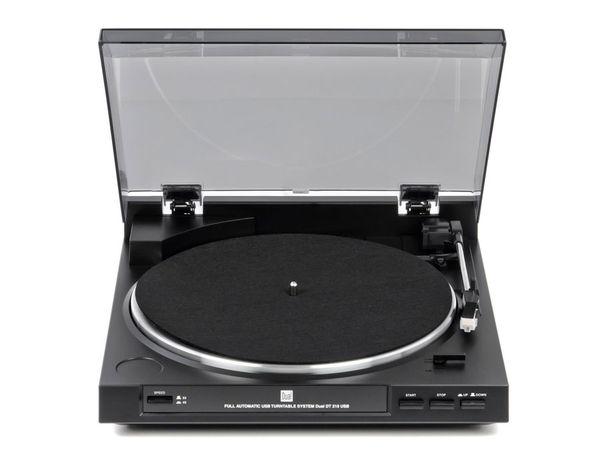 Schallplattenspieler DUAL DT 210, USB - Produktbild 6