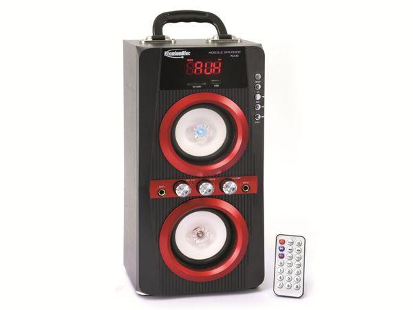 Aktiv-Lautsprecher PremiumBlue PAL52 - Produktbild 1