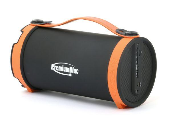 Aktiv-Lautsprecher PREMIUMBLUE PAL22, Bluetooth, microSD, Radio - Produktbild 1