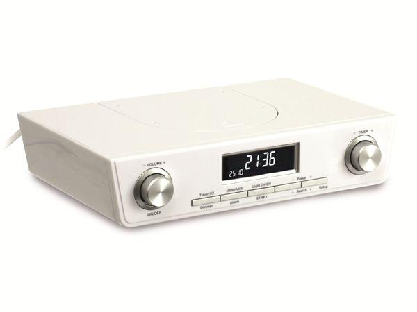 Küchenradio, weiß, B-Ware - Produktbild 1