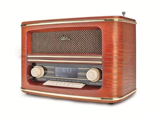 DAB+/UKW Nostalgie-Radio DUAL NR 1 DAB - Produktbild 1