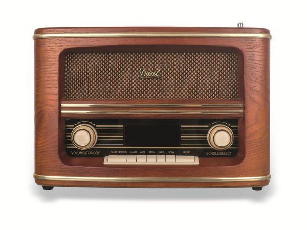 DAB+/UKW Nostalgie-Radio DUAL NR 1 DAB - Produktbild 3
