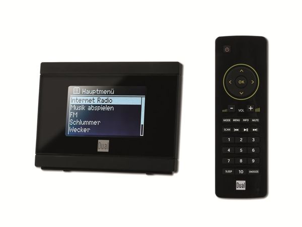 Internetradio Adapter zum Anschluss an eine Stereoanlage DUAL IR 2A - Produktbild 1