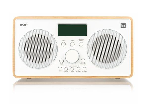 Stereo DAB+/UKW Digitalradio DUAL DAB 27 - Produktbild 2