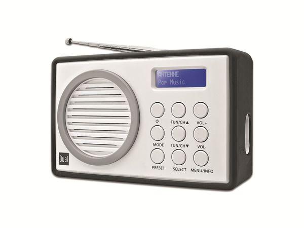 DAB+/UKW Radio DUAL DAB 81 - Produktbild 1