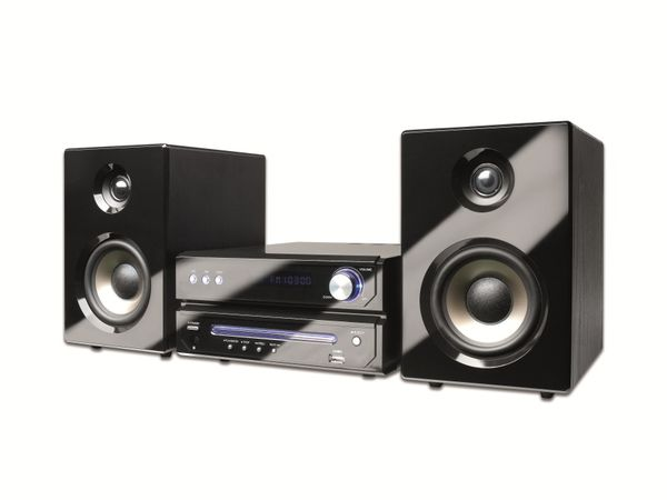 micro system mit radio cd und usb dual ms 110 cd. Black Bedroom Furniture Sets. Home Design Ideas