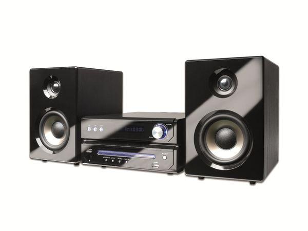 Micro System mit Radio, CD und USB DUAL MS 110 CD