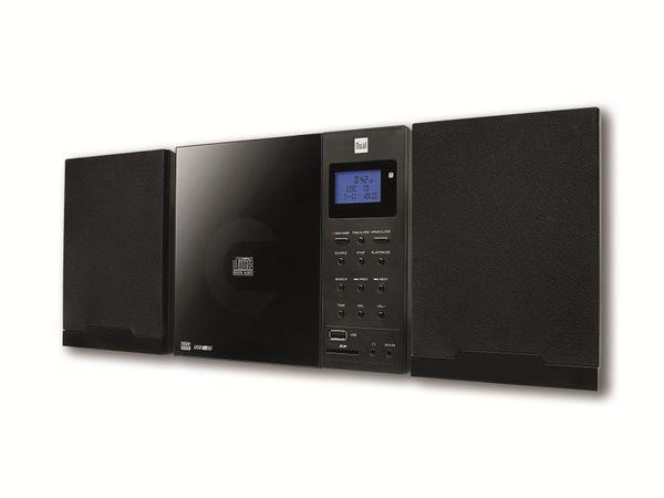 Kompaktanlage mit CD-MP3, USB- und SD DUAL VERTICAL 151
