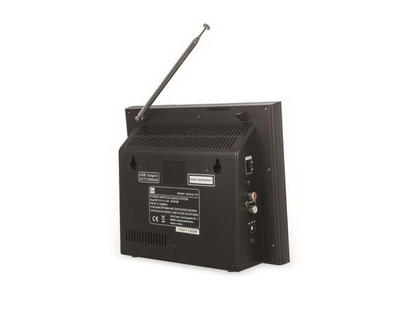 Kompaktanlage mit CD-MP3, USB- und SD DUAL VERTICAL 151 - Produktbild 3