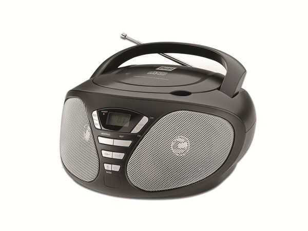Portable Boombox mit CD-Player DUAL P49