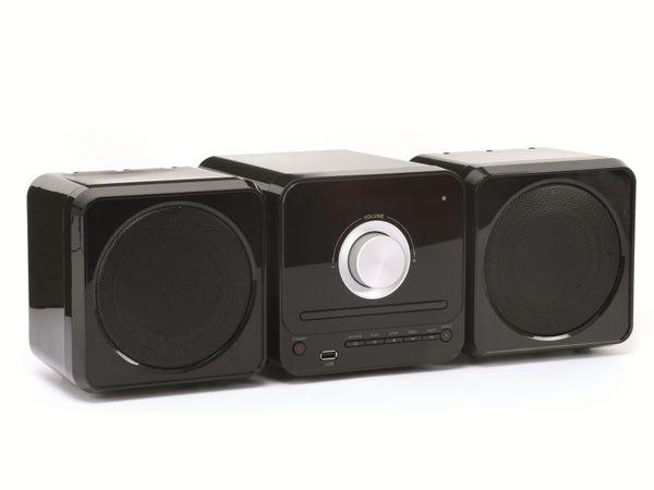 Stereo-Anlage mit CD-Player, USB und Bluetooth, B-Ware - Produktbild 1