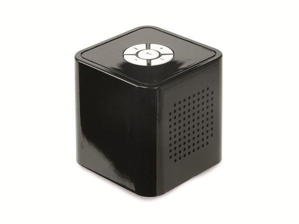 Portabler Lautsprecher, schwarz, B-Ware - Produktbild 1