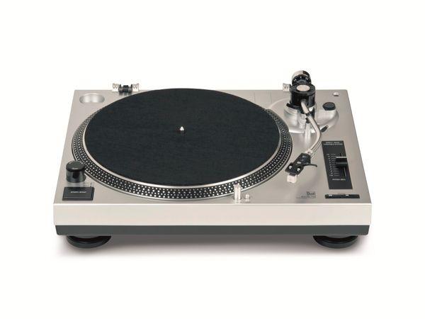 Schallplattenspieler DUAL DTJ 301, USB, silber - Produktbild 2