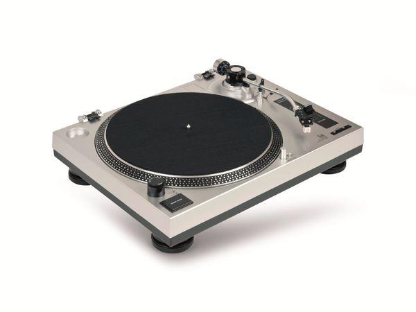 Schallplattenspieler DUAL DTJ 301, USB, silber - Produktbild 3