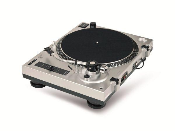 Schallplattenspieler DUAL DTJ 301, USB, silber - Produktbild 6