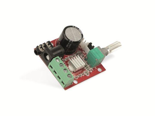 Stereo-Verstärkermodul DAYPOWER VM-2x10, 2x 10 W