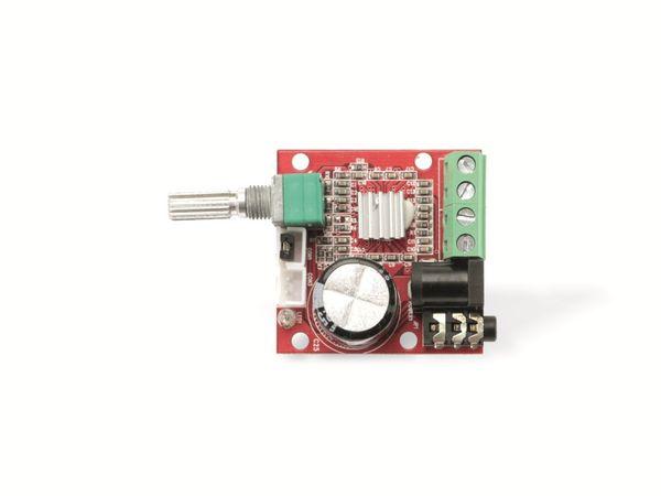 Stereo-Verstärkermodul DAYPOWER VM-2x10, 2x 10 W - Produktbild 3