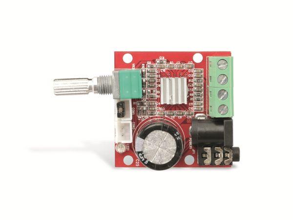 Stereo-Verstärkermodul DAYPOWER VM-2x10, 2x 10 W - Produktbild 4
