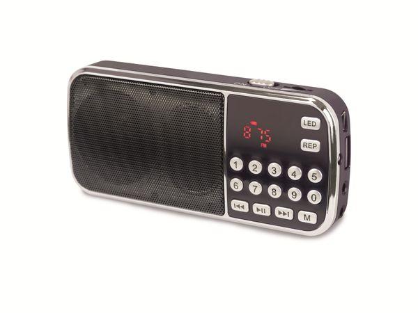 MP3-Radio DYNAVOX FMP3 BassBoost - Produktbild 1
