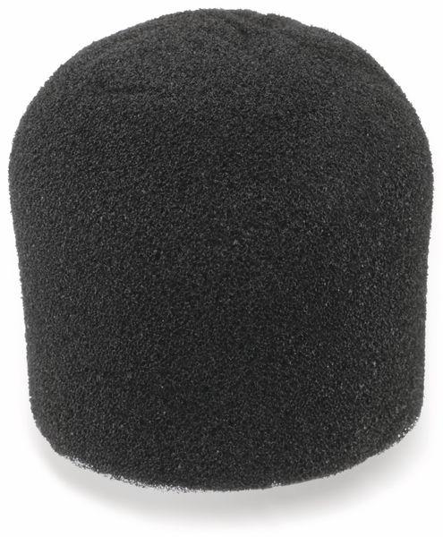 Mikrofon-Windschutz, 35 mm - Produktbild 1