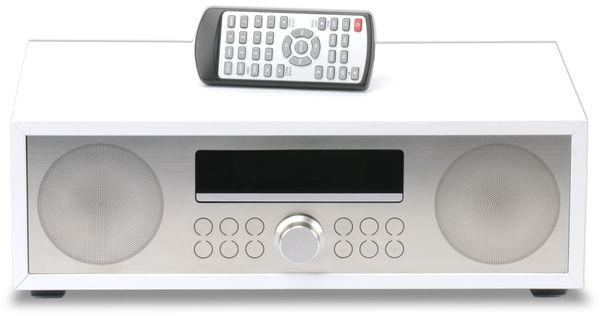 Stereoanlage MCD254, weiß, B-Ware