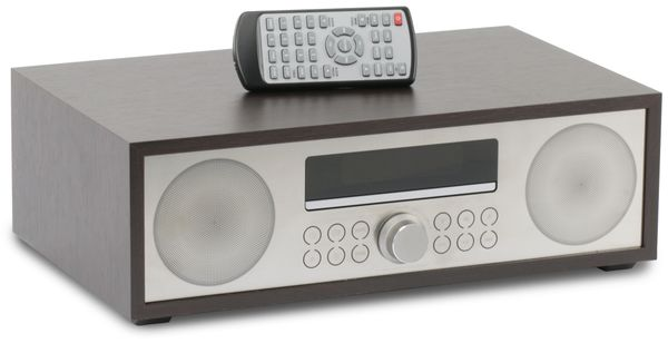 Stereoanlage MCD254, wenge, B-Ware