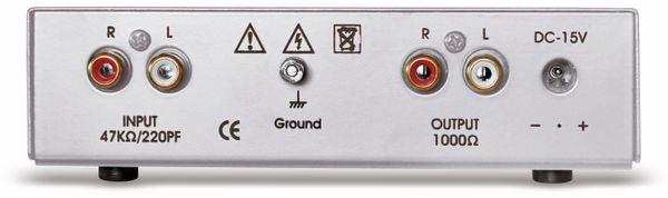 Phono-Vorverstärker DYNAVOX TC-750 silber - Produktbild 2