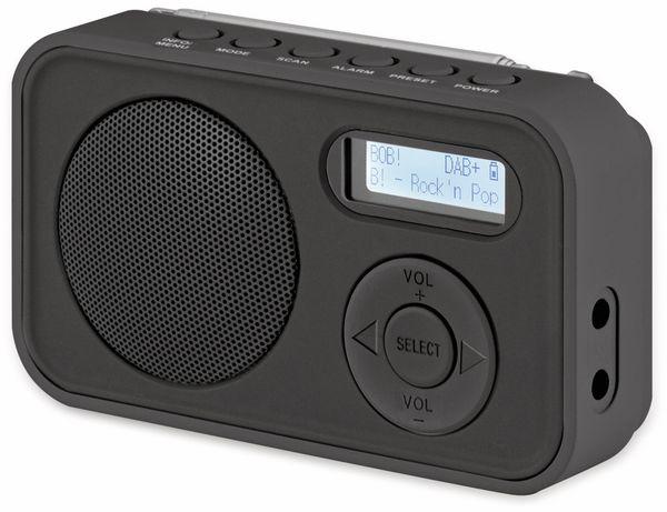 DAB+ Radio IMPERIAL Dabman 12, schwarz - Produktbild 1