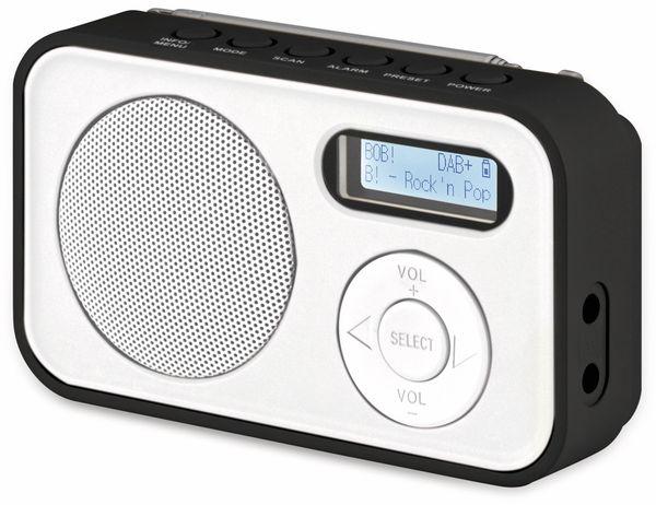 DAB+ Radio IMPERIAL Dabman 12, weiß - Produktbild 1