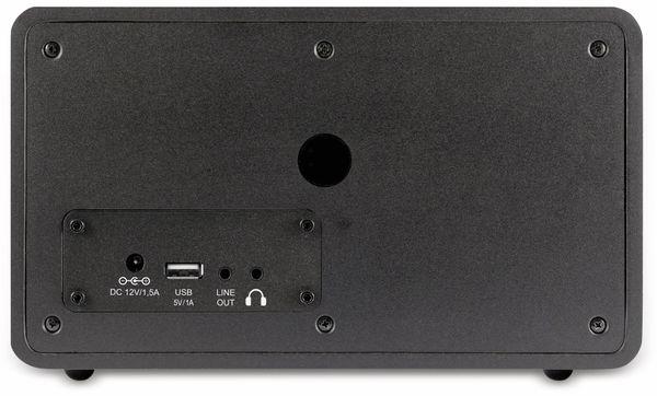 Internetradio IMPERIAL i110, schwarz - Produktbild 3