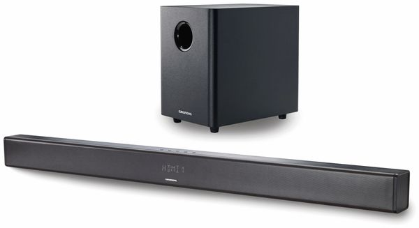Soundbar GRUNDIG GSB 980, schwarz - Produktbild 1
